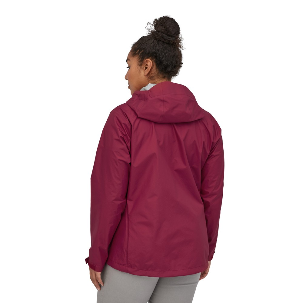 Patagonia Torrentshell 3L Jacket Womens Roamer Red