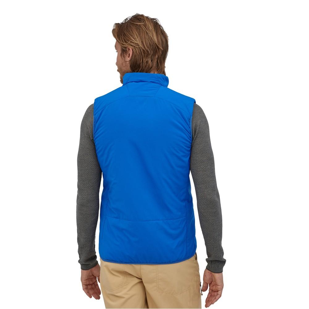 Patagonia Nano-Air Vest Mens Superior Blue