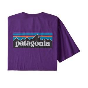 Patagonia P-6 Logo Organic T-Shirt Mens