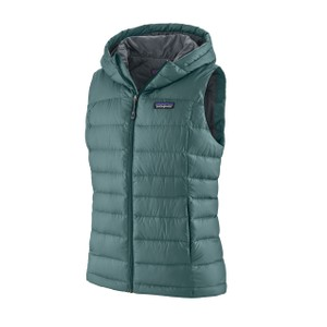 Patagonia Hi-Loft Down Hooded Vest Womens