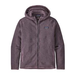 Better Sweater Hoody Womens Hyssop Purple