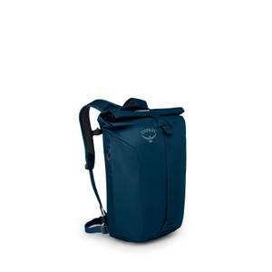 Osprey Transporter Roll in Deep Water Blue