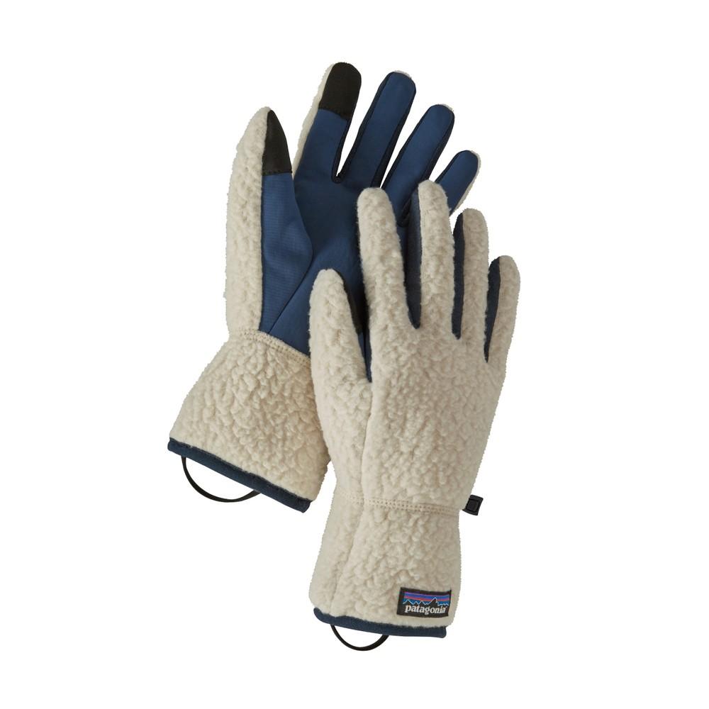 Patagonia Retro Pile Gloves Pelican