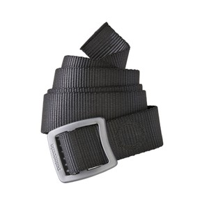 Patagonia Tech Web Belt in Forge Grey
