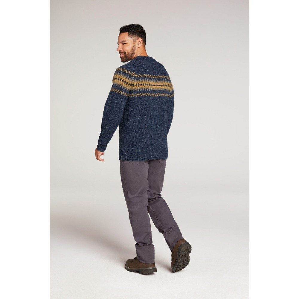 Sherpa Dumji Sweater Mens Rathee