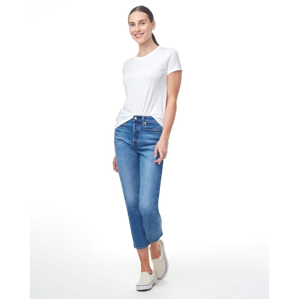 tentree Treeblend Classic T-Shirt Womens White