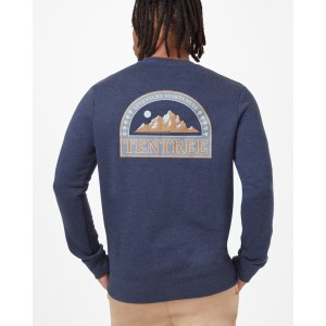 tentree Adventure Classic Crew Mens