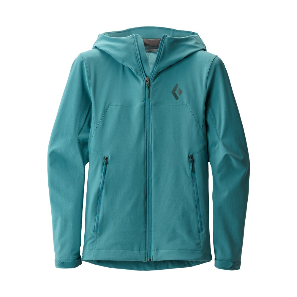 Black Diamond Dawn Patrol Shell Womens CASPIAN