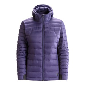 Black Diamond Cold Forge Hoody Womens in Nightshade