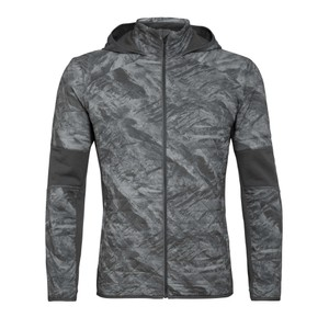 Icebreaker Headwaters Hybrid Hooded Jacket Mens