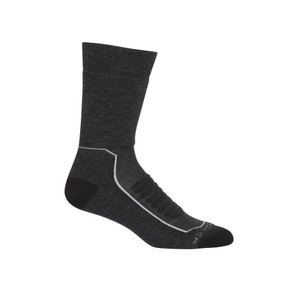 Icebreaker Hike  Heavy Crew Sock Mens