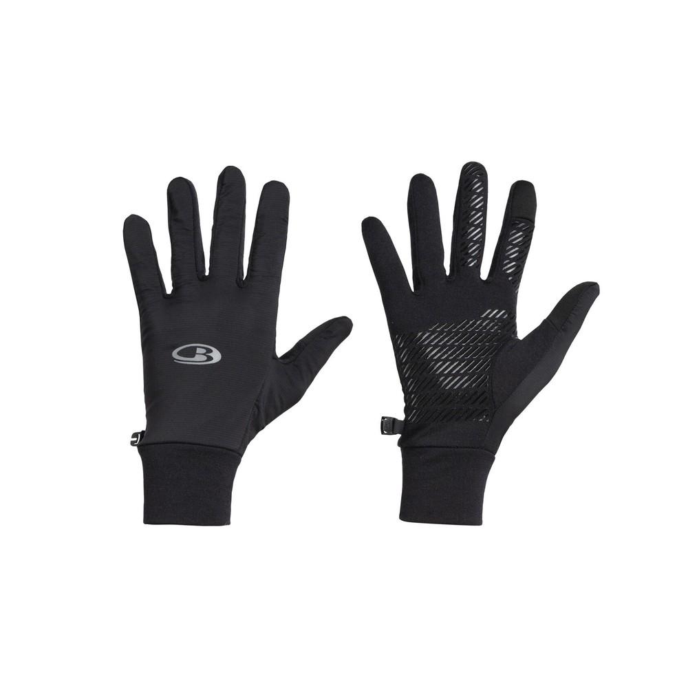 Icebreaker Tech Trainer Hybrid Gloves Black