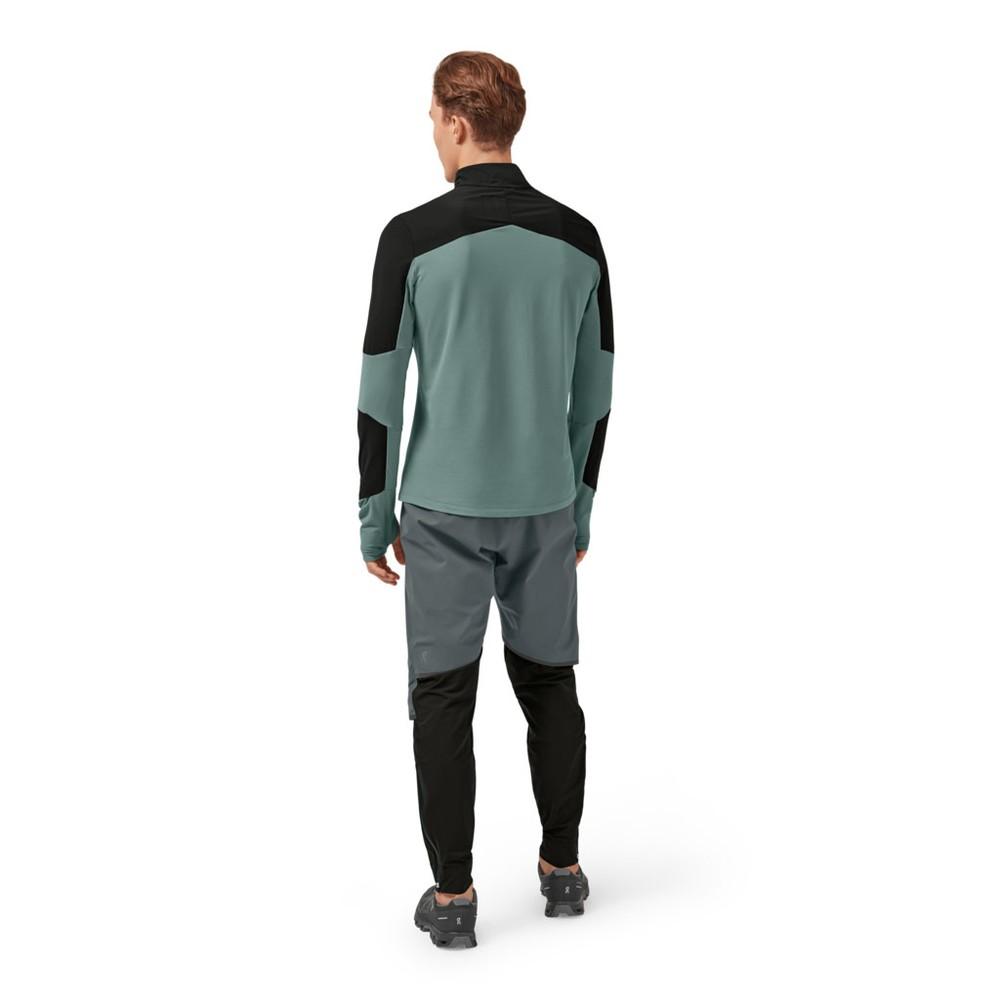 On Running Trail Breaker Mens Black/Olive