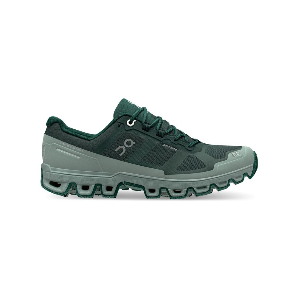 On Running Cloudventure Waterproof Womens Juniper/Sea