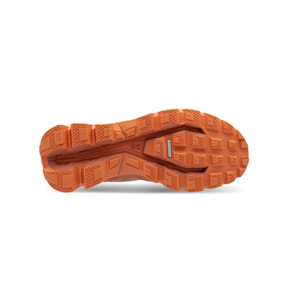On Running Cloudventure Womens Sandstone/Orange