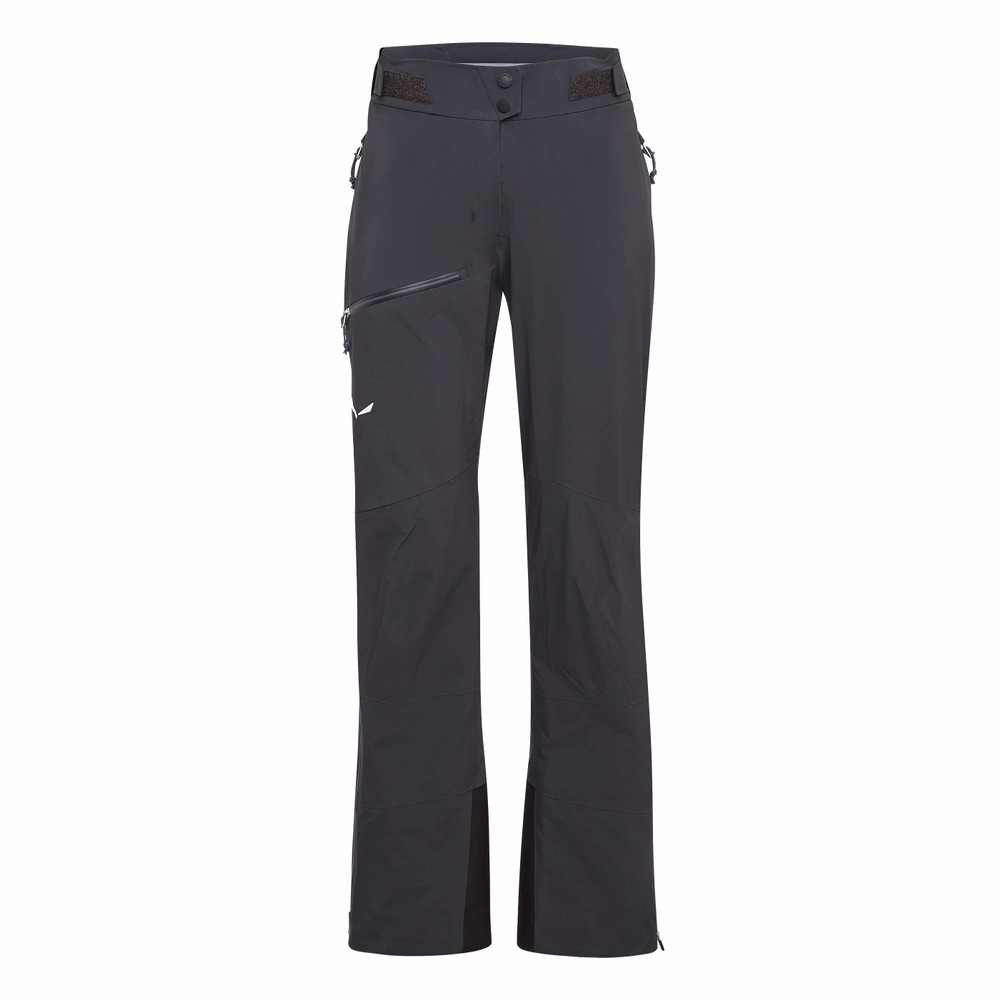 Salewa Ortles 3 GTX Pro Pant Womens Black Out
