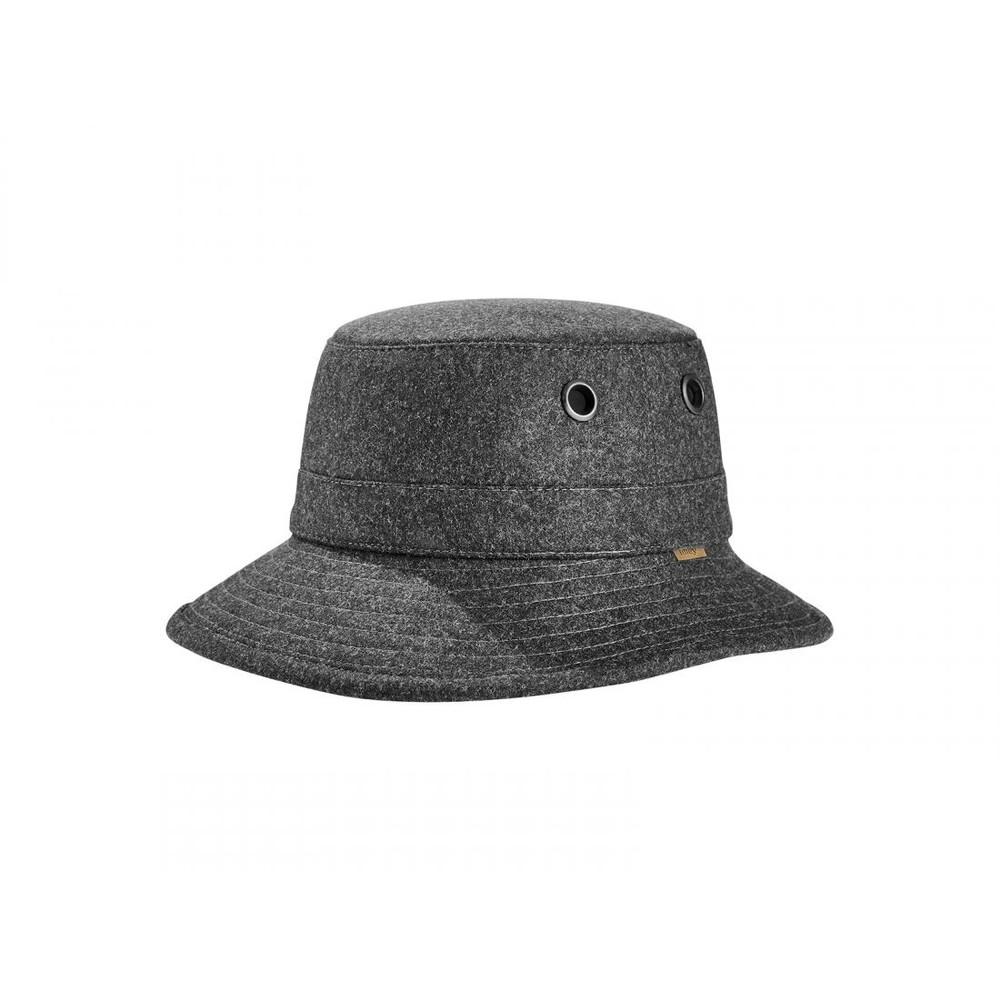 Tilley Endurables T1 Wool Hat Charcoal Mix