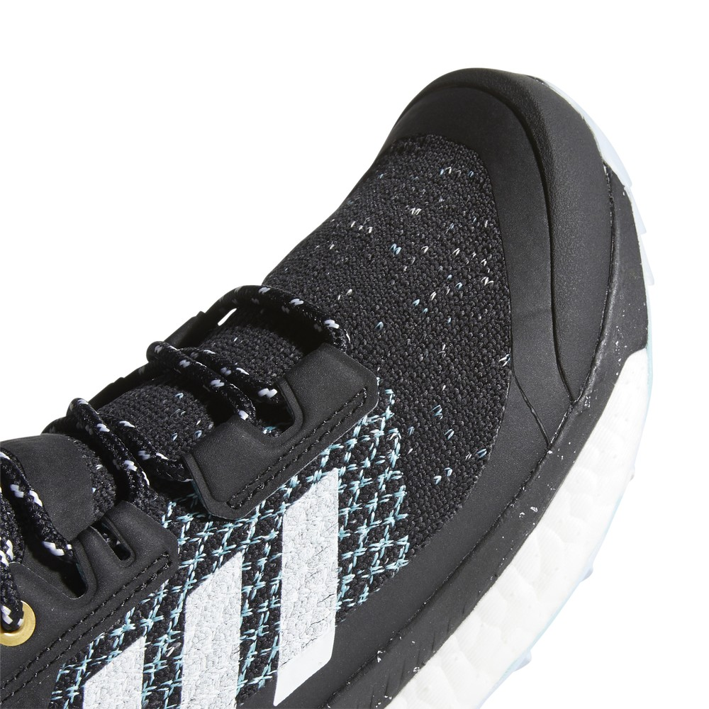 Adidas Terrex Free Hiker Parley Womens Core Black/Solid Grey/Real Gold