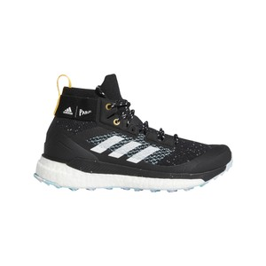 Terrex Free Hiker Parley Womens Core Black/Solid Grey/Real Gold