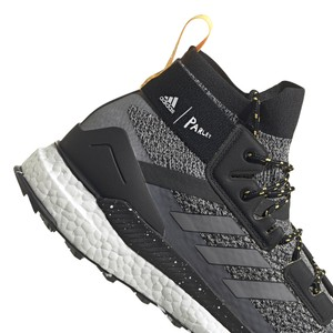 Terrex Free Hiker Parley Mens Core Black/Ftwr White/Solar Gold