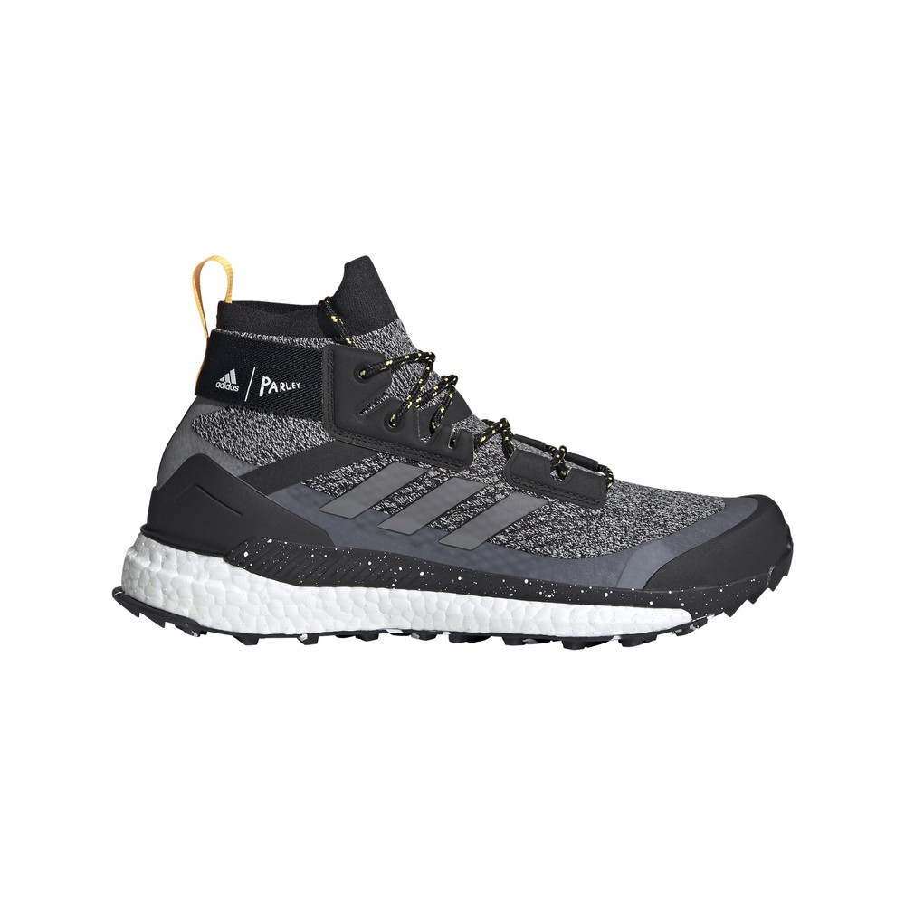 Adidas Terrex Free Hiker Parley Mens Core Black/Ftwr White/Solar Gold