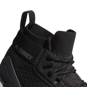 Terrex Free Hiker GTX Mens Core Black/Grey Three F17/Active Orange