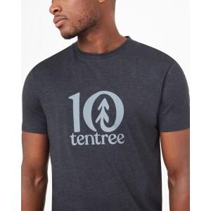 tentree tentree Logo Classic T-Shirt Mens