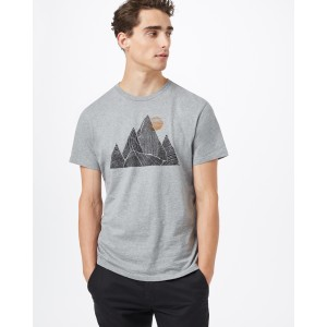 tentree Mountain Peak Classic T-Shirt Mens