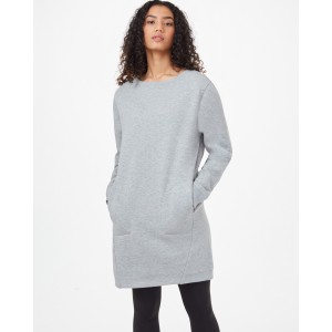 tentree Fleece Crew Dress Womens