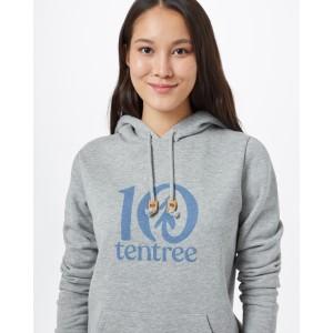 tentree tentree Logo Classic Hoodie Womens