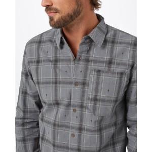 tentree Benson Flannel Shirt Mens