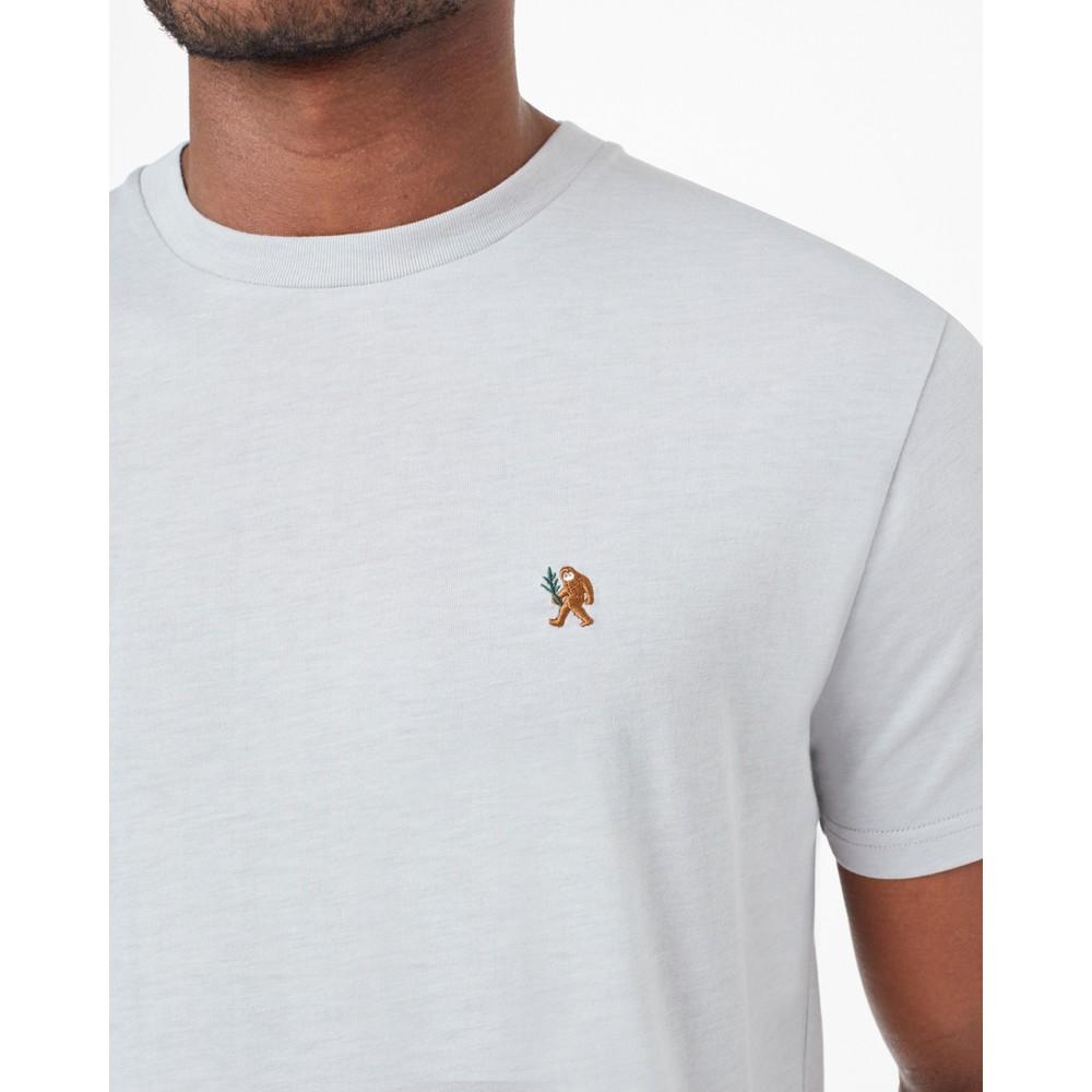 tentree Sasquatch Classic T-Shirt Mens Hi Rise Grey Heather