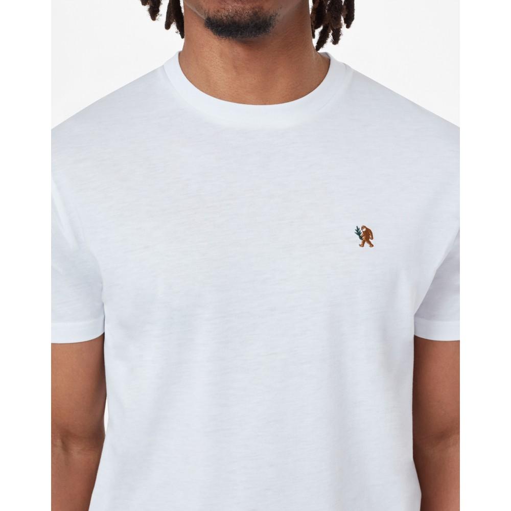 tentree Sasquatch Classic T-Shirt Mens White
