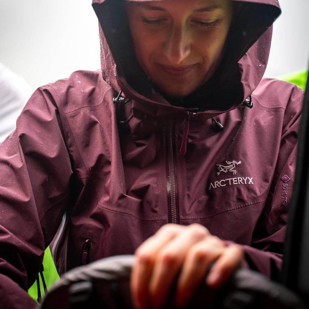 Arcteryx Beta SL Hybrid Jacket Womens Rhapsody