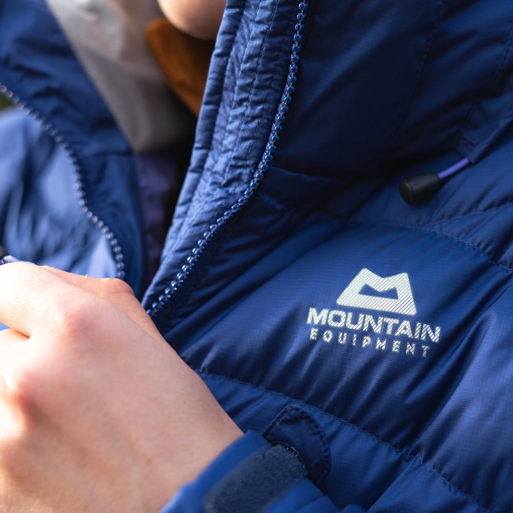 Mountain Equipment Lightline Jacket Womens Indigo