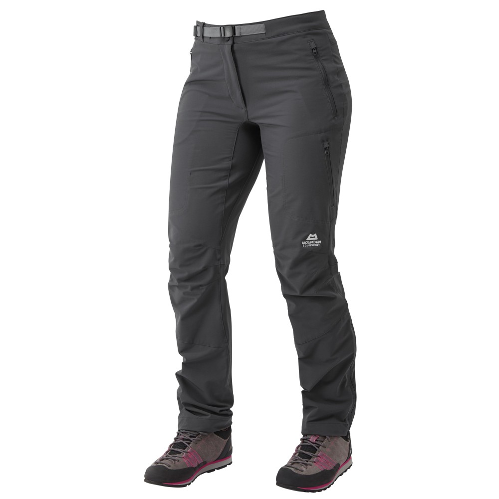 Mountain Equipment Chamois Pant Womens Anvil Grey