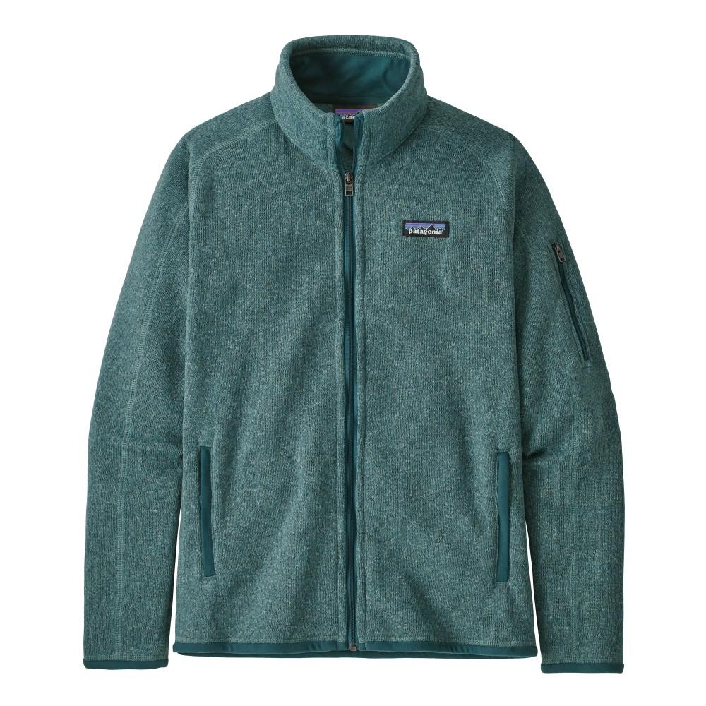 Patagonia Better Sweater Jacket Womens Regen Green