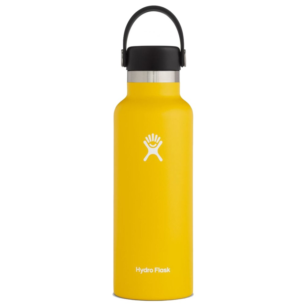 Hydro Flask 18oz Standard w/std Flex Cap Sunflower