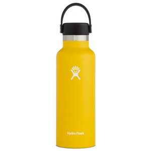 Hydro Flask 18oz Standard w/std Flex Cap in Sunflower