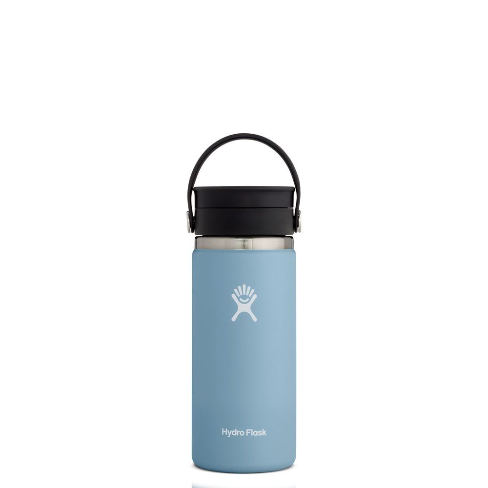 Hydro Flask 16oz Wide Mouth w/FlexSip Lid Rain