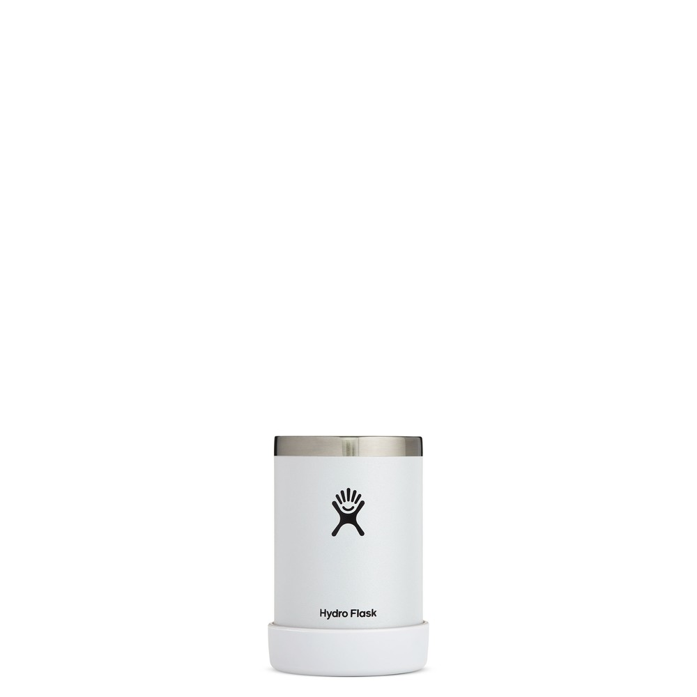 Hydro Flask 12oz Cooler Cup White