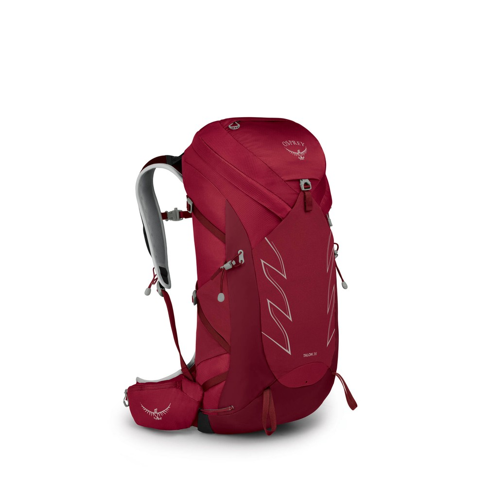 Osprey Europe Talon 36 Cosmic Red