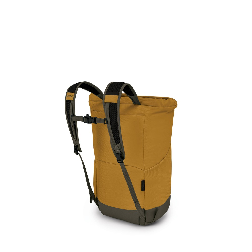Osprey Europe Daylite Tote Pack Teakwood Yellow