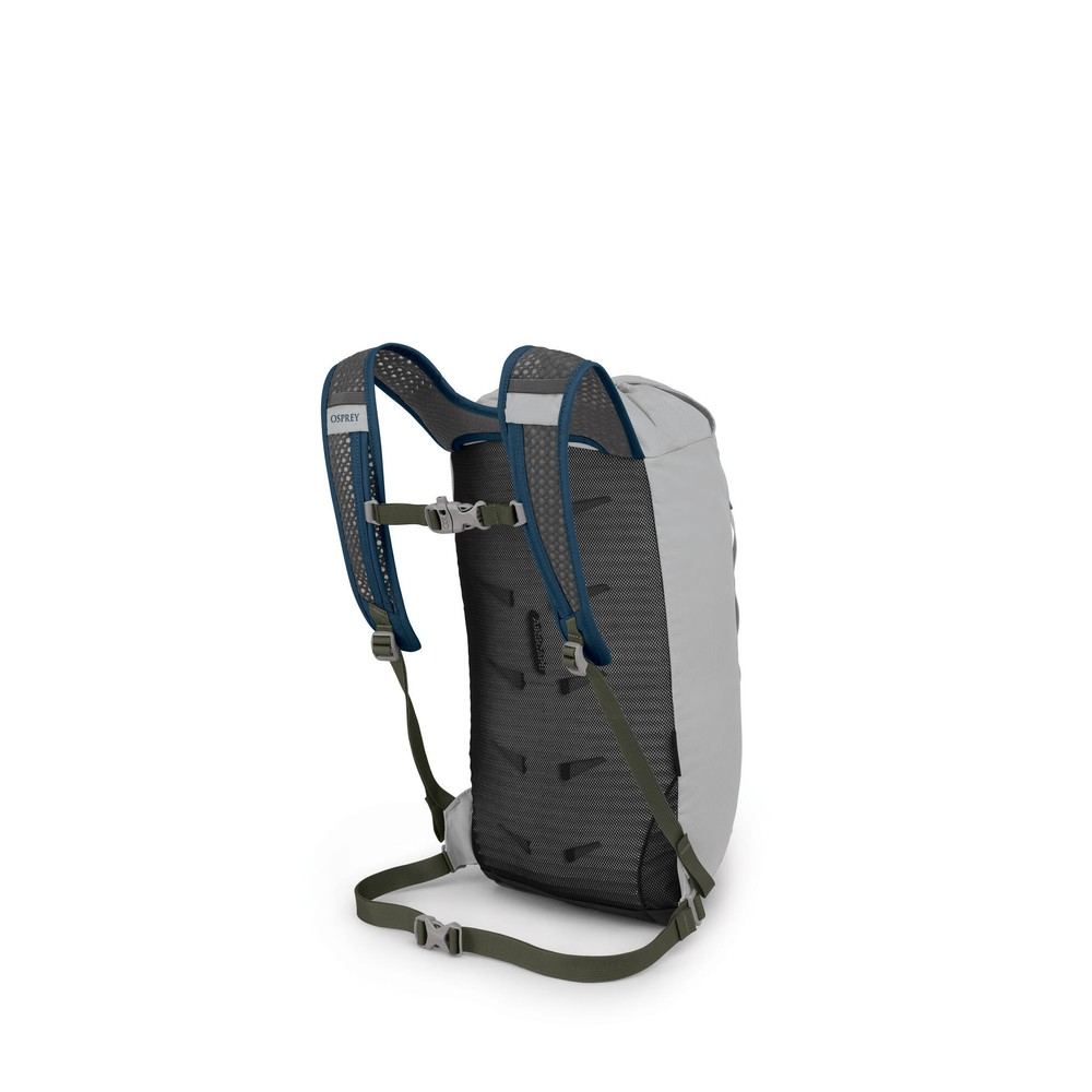 Osprey Europe Daylite Cinch Aluminium Grey