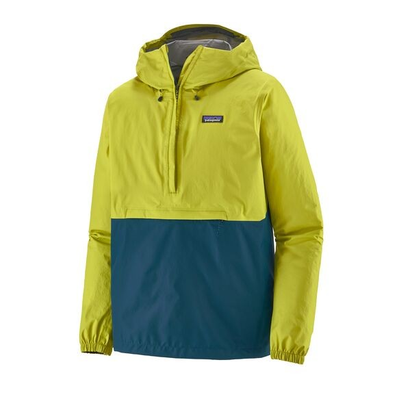 Patagonia Torrentshell 3L P/O Mens Chartreuse