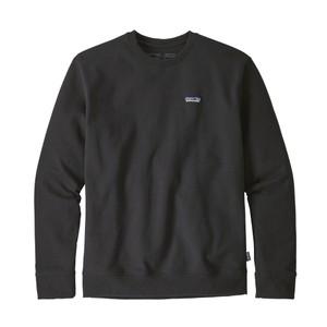 P-6 Label Uprisal Crew Sweatshirt Mens Black