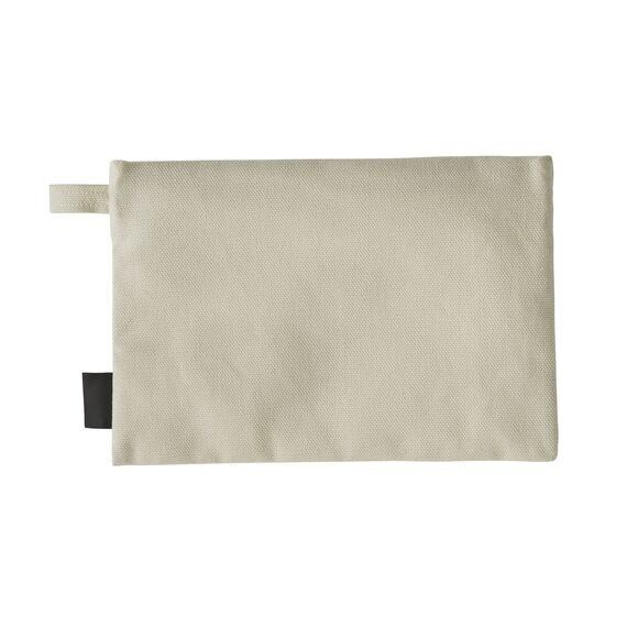 Patagonia Zippered Pouch P-6 Fitz Roy:Belached Stone