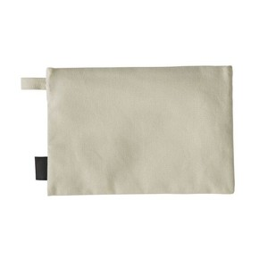 Zippered Pouch P-6 Fitz Roy:Belached Stone