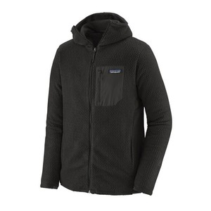 Patagonia R1 Air Full-Zip Hoody Mens in Black