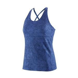 Mibra Tank Womens Mesh Net:Float Blue